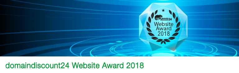 Website Award 2018 | Winner